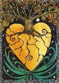 TREE OF LIFE FRACTURED HEART