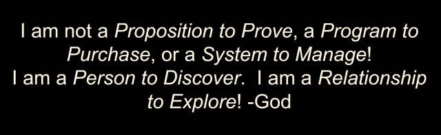 A Person to Discover
