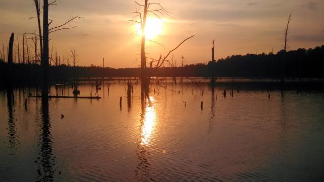 Lake Howard (Pops Pond in South Carolina)